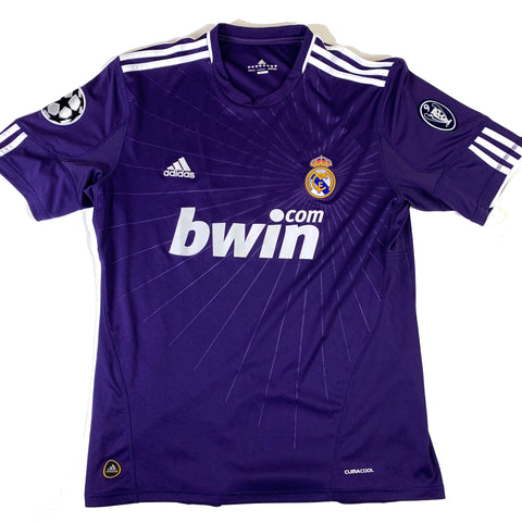 2010/11 Real Madrid Champion League Third Shirt - Adult L