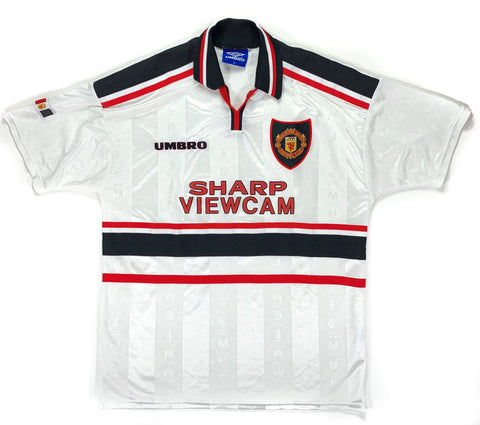 1997/99 Manchester United Away - Adult XL