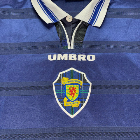 1998/00 Scotland Home - Adult XL