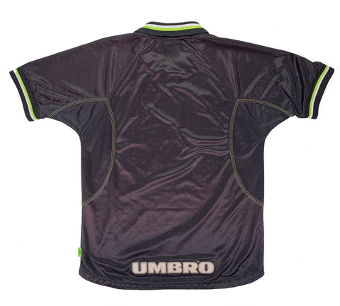 1998/99 Manchester United Away - Youth Large