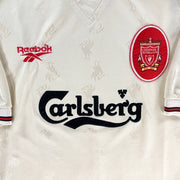 1996/97 LIVERPOOL AWAY - ADULT L