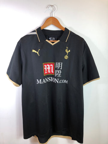 2008-09 Tottenham Third Shirt - Lennon - Adult XL