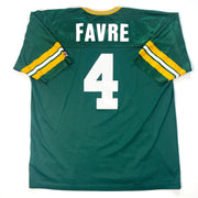 GREEN BAY PACKERS CHAMPION #4 FAVRE - ADULT XL