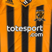 2010-11 HULL CITY HOME ADIDAS - ADULT M *BNWT