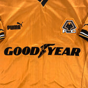 1998-00 WOLVERHAMPTON WANDERERS PUMA HOME - ADULT M