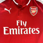 2017-18 ARSENAL HOME PUMA - ADULT M