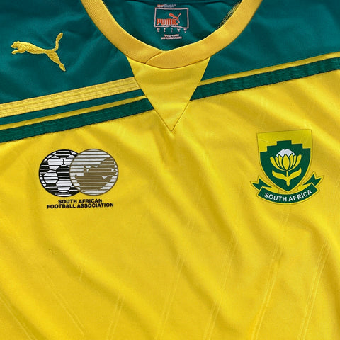 2011 SOUTH AFRICA PUMA HOME - ADULT L