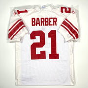 New York Giants NFL Jersey #21 Barber - Adult M