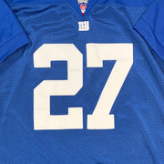 New York Giants #27 Jacobs Reebok Stitched - Adult XL *MINT