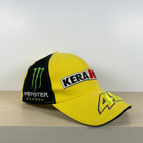 2009 VALENTINO ROSSI VR46 OFFICIAL RACE CAP - Brand new without tags