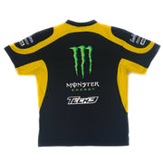 OFFICIAL MONSTER YAMAHA TECH 3 TSHIRT - ADULT XL BNWT