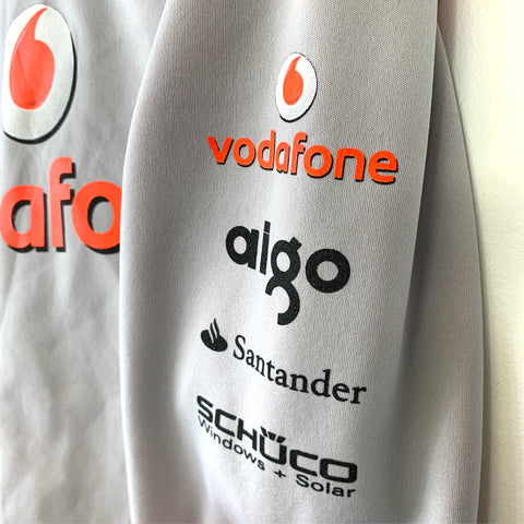 VODAFONE MCLAREN MERCEDES JACKET – ADULT XL