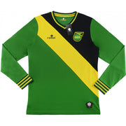 2015/16 JAMAICA RETRO AWAY L/S SHIRT BNWT