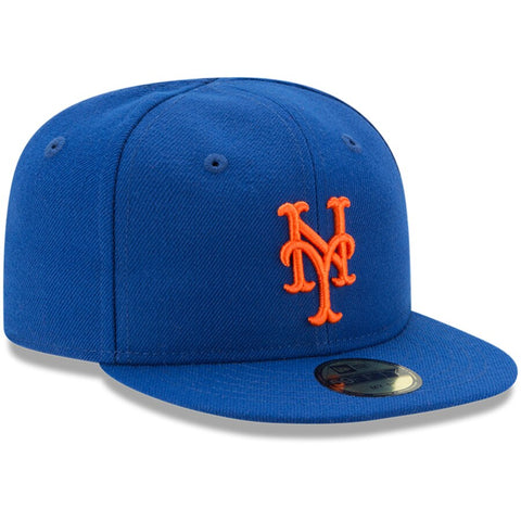NEW ERA NEW YORK METS INFANT AUTHENTIC 59FIFTY HAT - BNWT