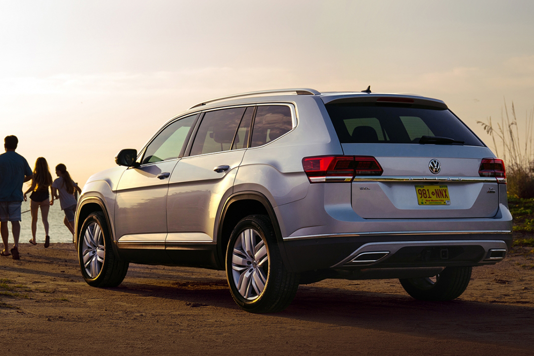 Volkswagen Atlas named Cars.com 2020 Family Car of the Year