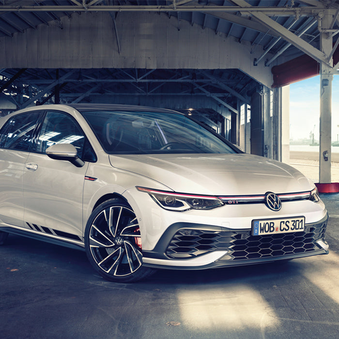 The new Golf GTI Clubsport with Nürburgring driving mode