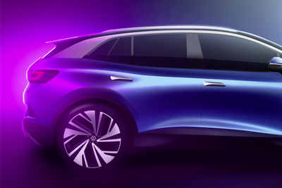 VW Reveals 'ID.4' for it's First Long Range Electric Crossover