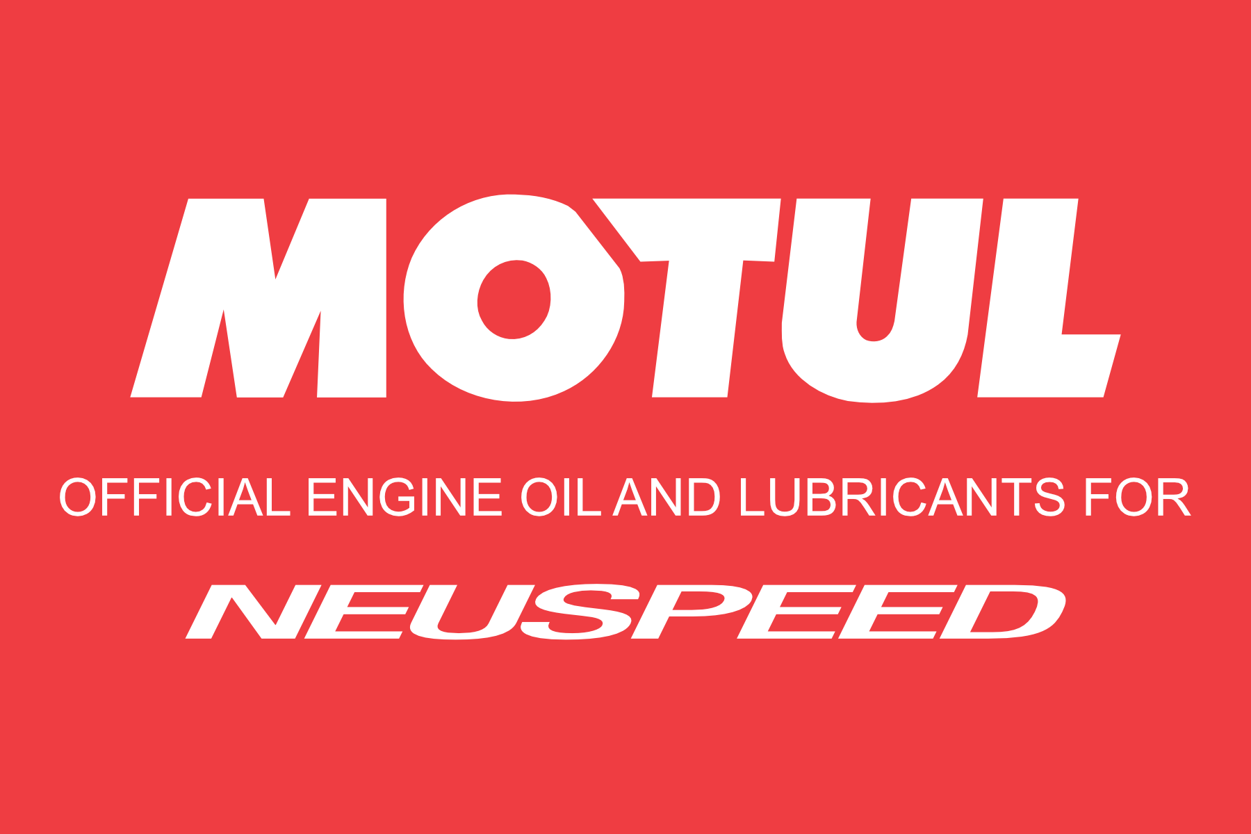 MOTUL x NEUSPEED Announce Partnership