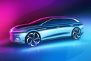 ID. Space Vizzion Concept to be revealed at LA Auto Show