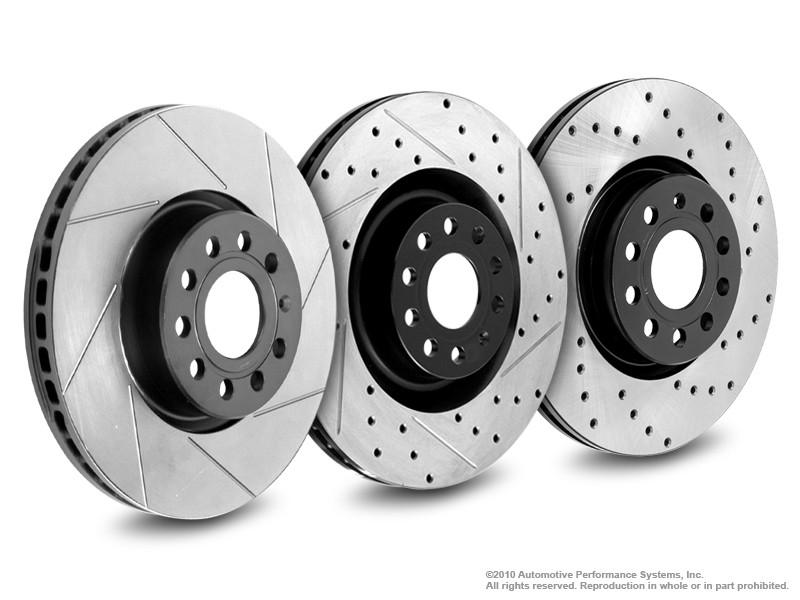 NEUSPEED Sport Brake Rotors - Front (345mm) [sku] - NEUSPEED
