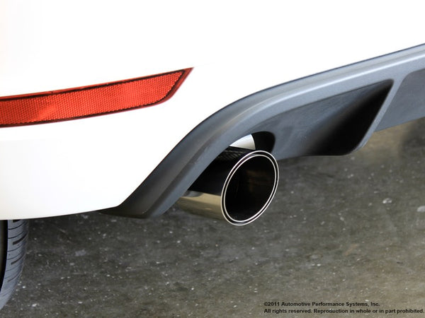 NEUSPEED NEUSPEED Stainless Steel Cat-Back Exhaust