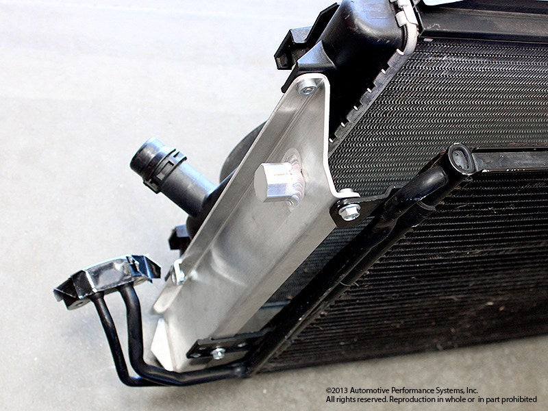 NEUSPEED Factory Intercooler Delete Kit [sku] - NEUSPEED