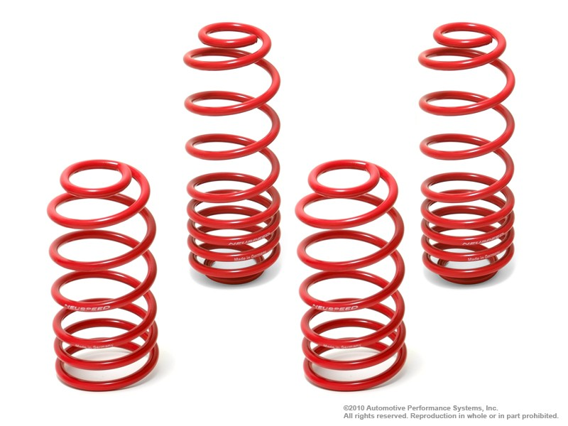 NEUSPEED Springs Kit - SofSport [sku] - NEUSPEED