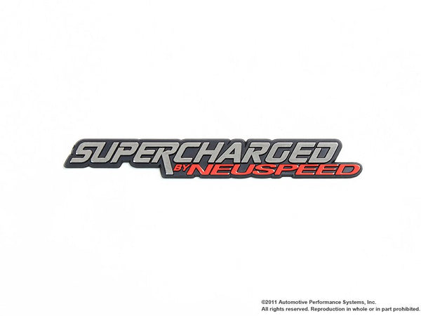 Supercharged by NEUSPEED Badge