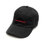 NEUSPEED NEUSPEED Cotton Twill Adjustable Hat 93.00.19BLK