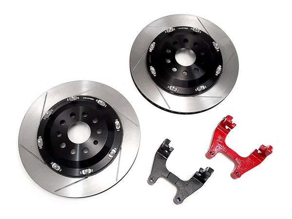 NEUSPEED NEUSPEED 2-Piece Rear Brake Rotor Kit - 350mm 99.10.49B