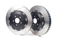 NEUSPEED NEUSPEED 2-Piece Front Brake Rotor Kit - 370mm 9947LR