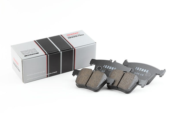 ISWEEP iSWEEP Brake Pads - Rear IS.1500.1374