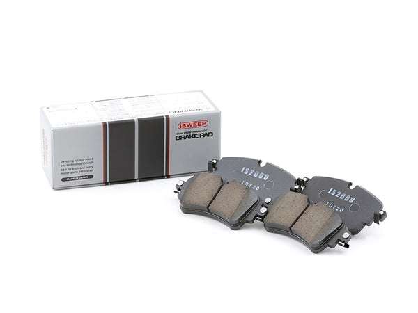 ISWEEP iSWEEP Brake Pads - Rear IS.1500.1555