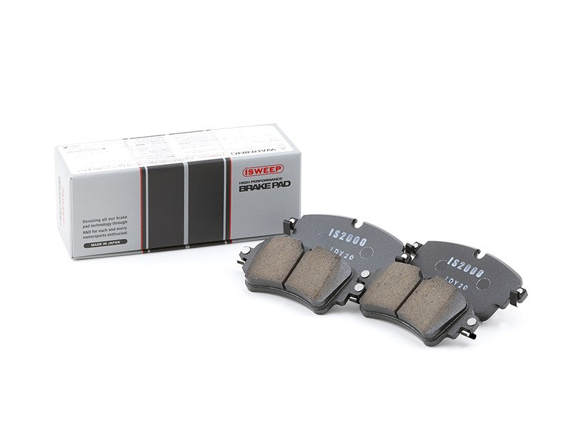 iSWEEP Brake Pads - Rear [sku] - NEUSPEED