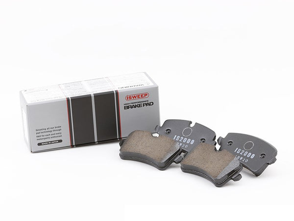 ISWEEP iSWEEP Brake Pads - Rear IS.1500.821S