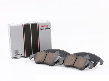 iSWEEP Brake Pads - Front