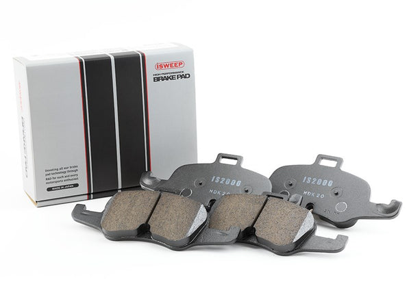 ISWEEP iSWEEP Brake Pads - Front IS.1500.R1478
