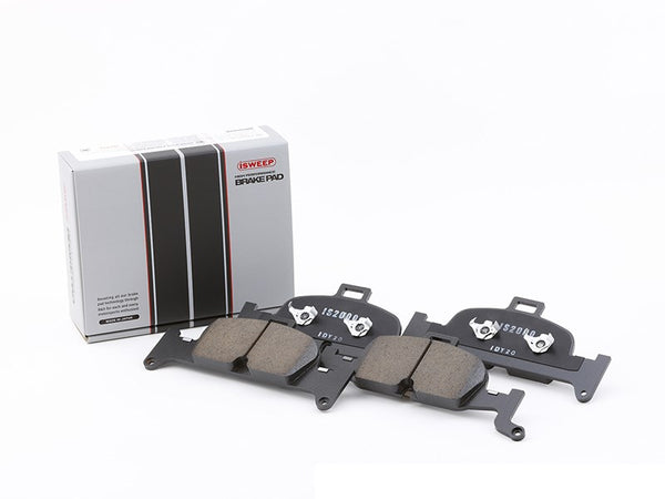 ISWEEP iSWEEP Brake Pads - Front IS.1500.R1554