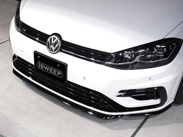 iSWEEP Mk7.5 Golf R Front Lip Spoiler