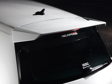 iSWEEP Mk7/Mk7.5 GTI/Golf R Roof Wing Extension