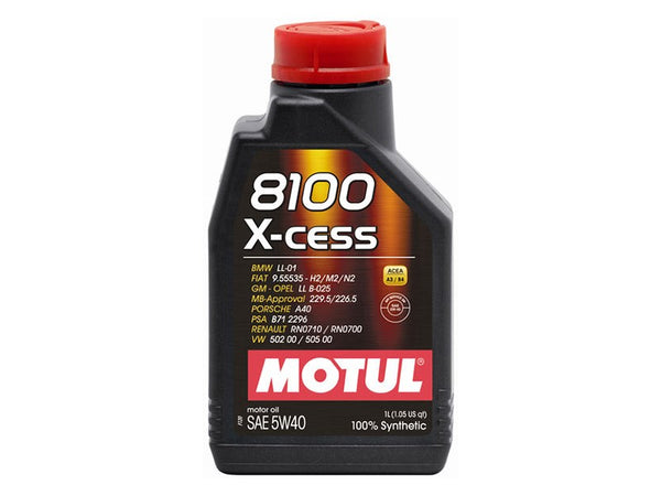 MOTUL 8100 Engine Oil [sku] - NEUSPEED