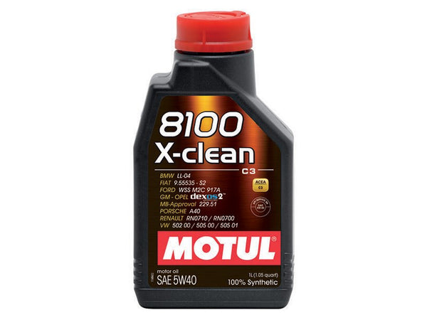 MOTUL MOTUL 8100 Engine Oil MO.102786