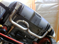 Neu-F Abarth Race Exhaust