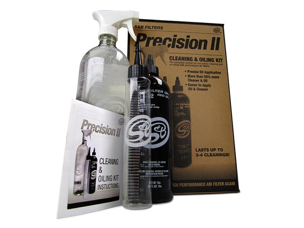 S&B FILTERS Air Intake Filter Cleaning Kit NM1275CL-R
