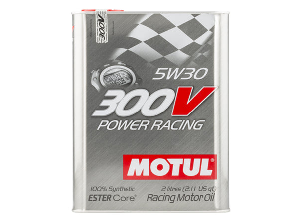 MOTUL 300V Engine Oil - NEUSPEED