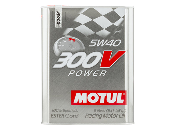 MOTUL 300V Engine Oil [sku] - NEUSPEED