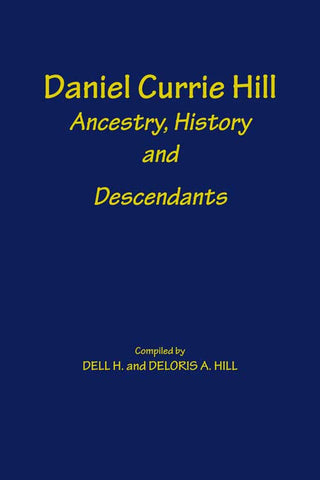 Daniel Currie Hill Book Cover