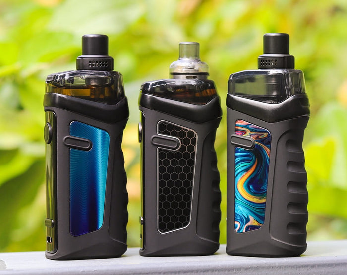 Vandy Vape Jackaroo Pod Kit: Features and First Impressions