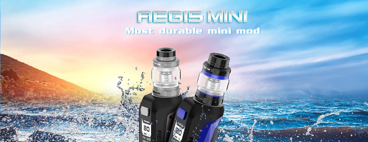 Geekvape Aegis Mini Kit Giveaway!
