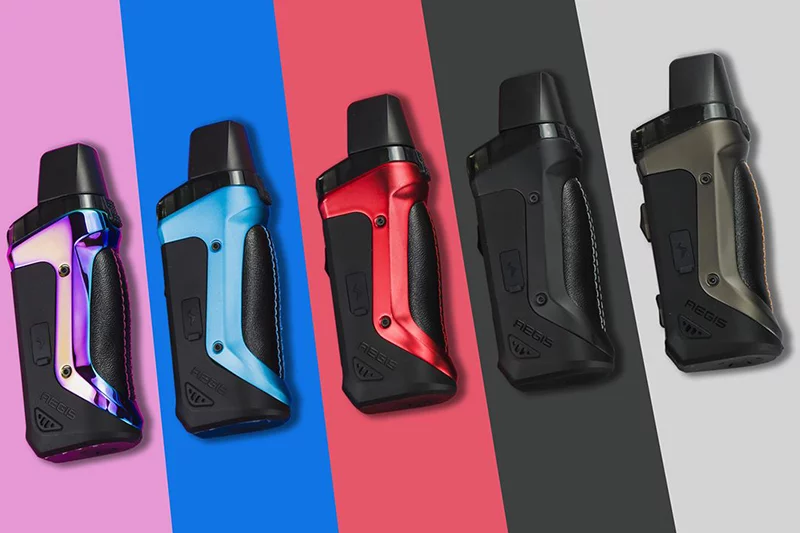 Geekvape Aegis Boost: Features and First Impressions